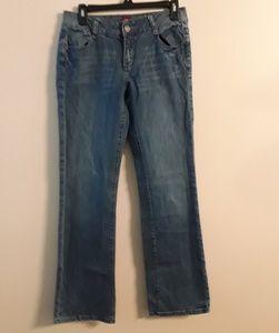 Sasson Retro Style Boot Cut Boogie Jean's Size 4